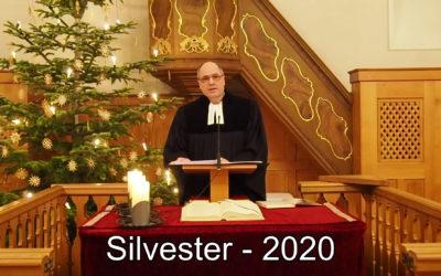 Silvester – 2020
